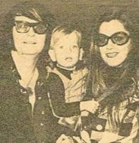 y Orbison, Roy Orbison Jr, Barbara Orbison