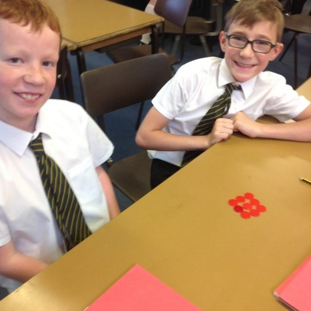 Marvellous Mathematics in Year 5!