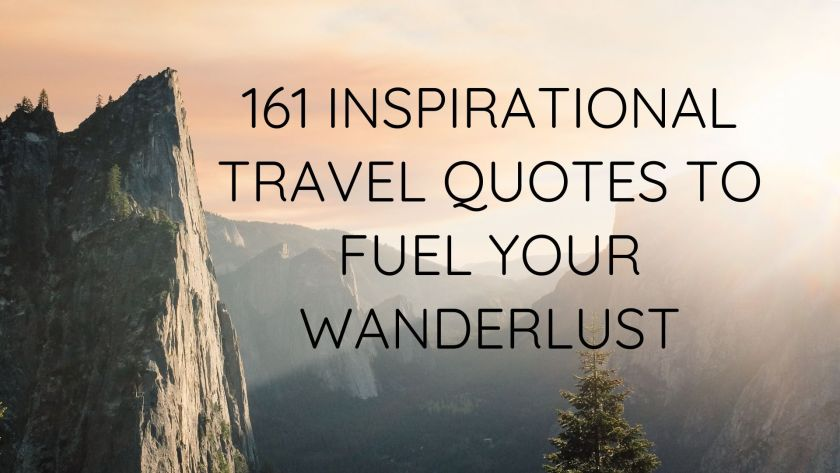 travel quotes for you