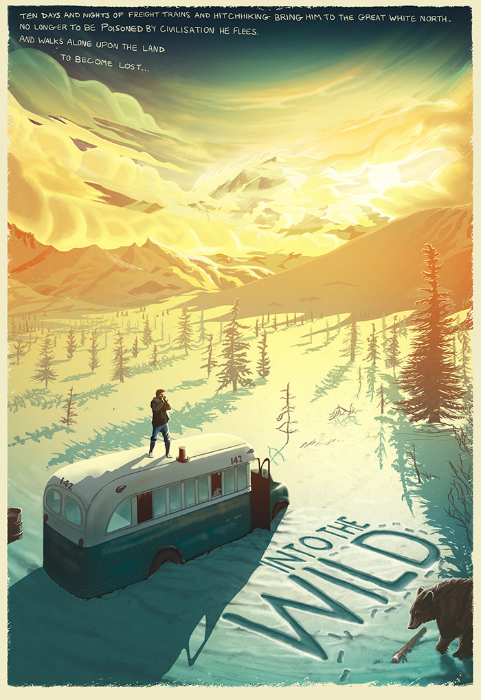 intothewild Travel Movies To Watch