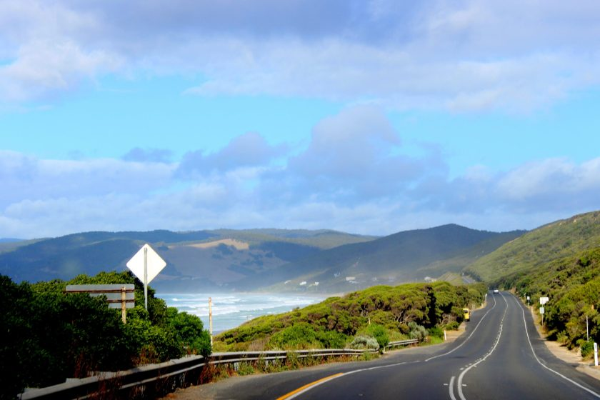 A journey along the Great Ocean Road can involve a lot more than driving