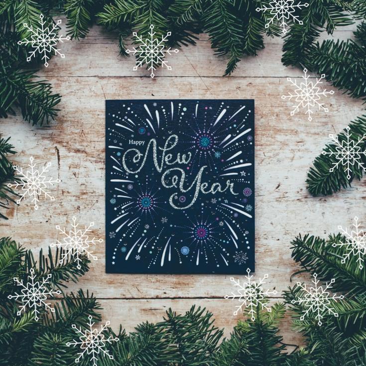 с новым годом на английском картинка
