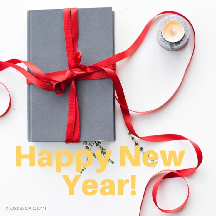 Открытки С Новым годом на английском - RozaBox.com