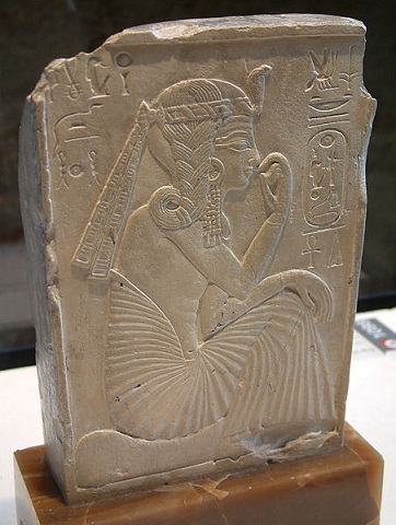 Ramses sprach zu seiner tochter isis