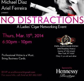 No Distractions - Ladies Only Event