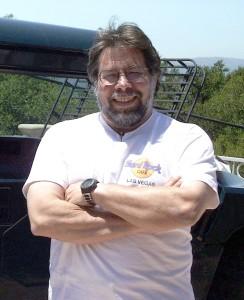 Steve Wozniak z 2005 roku