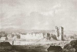 Zamek w Krewie – miejsce zawarcia unii