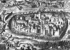 Oblężenie Smoleńska przez wojska polsko-litewskie 1609-1611