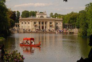 Pałac na wodzie