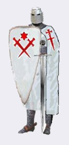 Zakonnik z zakonu kawalerów mieczowych