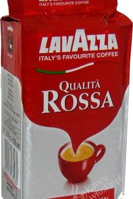 kawa mielona Lavazza Qualita Rossa