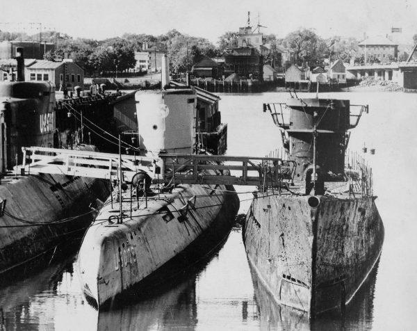 U-boot typu 21, czyli niezła faszystowska łódź podwodna