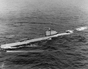 Okręt podwodny typu XXI