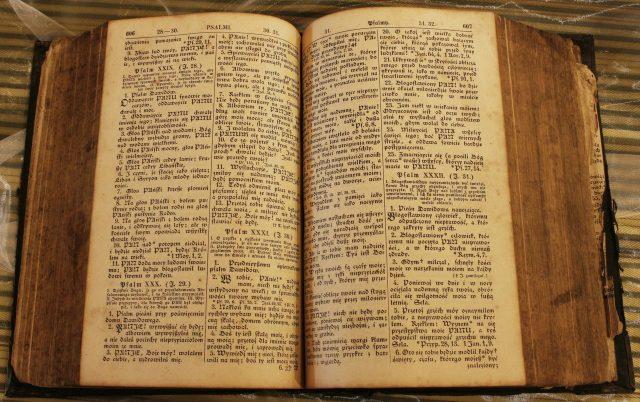 Stara Biblia