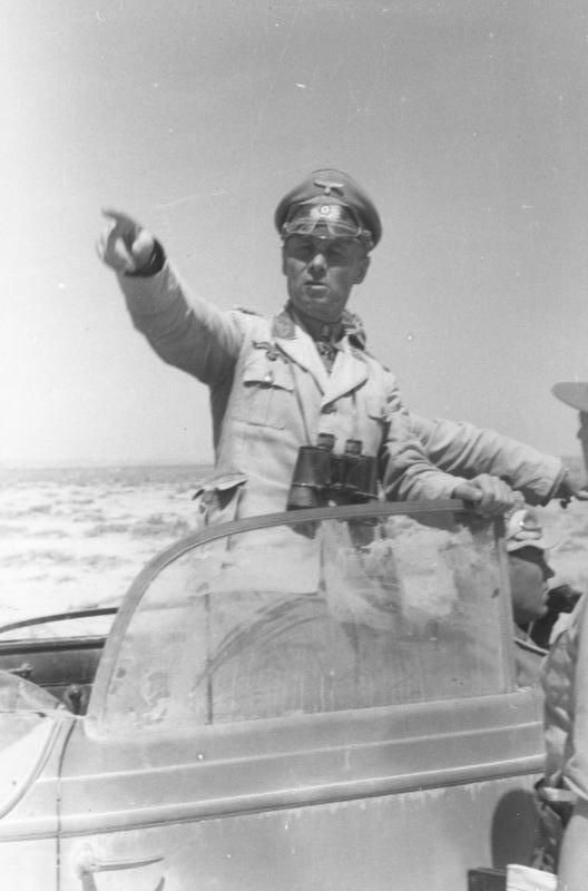 Jak Erwin Rommel zdobył swój pseudonim?