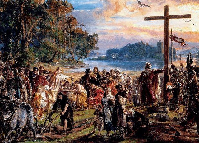 Bunt antychrześcijański w Polsce