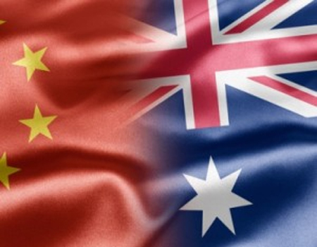 Image result for australia, china, flags