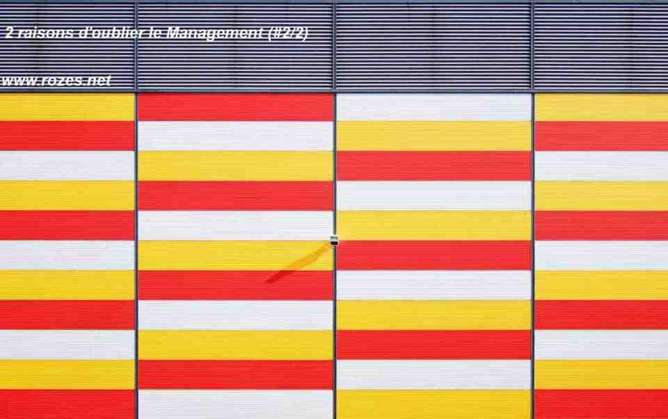 2 raisons d'oublier le management (#2/2) - www.rozes.net - Expérience client - Qualité de service