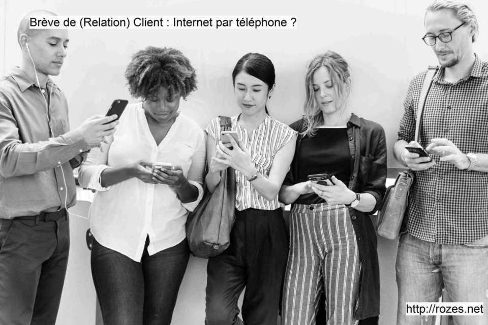 Du site Internet au contact direct, du haut en bas de la hiérarchie, la satisfaction du client est le coeur de l'Expérience Client