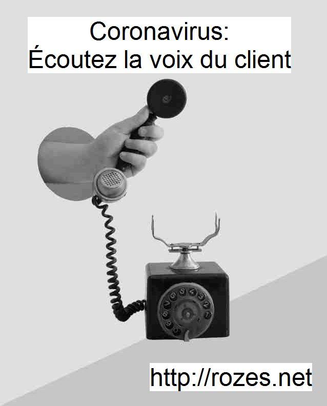 La voix du client est une procédure indispensable pour maintenir l'Expérience Client pendant le confinement. Voici comment procéder