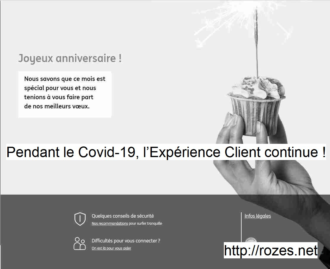 Surprendre le client ? Pendant le Covid-19, l'Expérience Client continue !