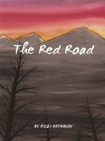 The Red Road! My first solo comics project was released on the 15th January 2015!