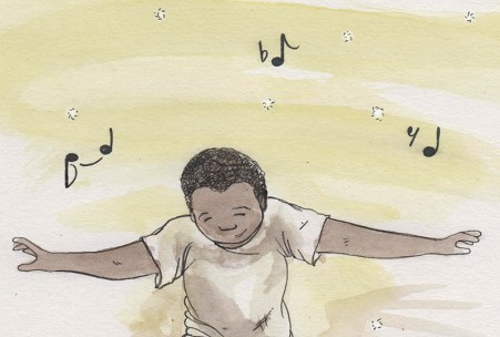 .. and I created this piece of Muddy Waters