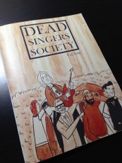 Dead Singers Society, edited by Samuel C. Williams and Paddy Johnston