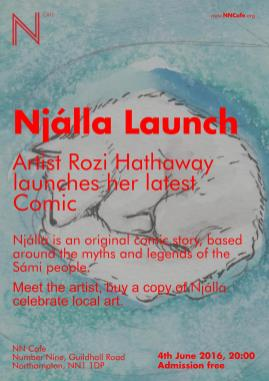 Njálla Launch NN