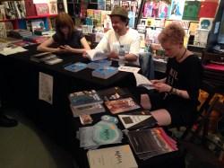 Small Press Day at Orbital Comics, July 2016