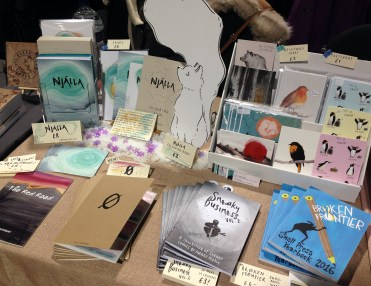 Thought Bubble Festival, November 2016