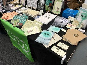 Good Comics Table - Cheltenham True Believers