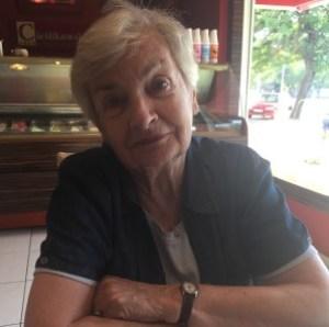 Maria Broniewska Babcia rozmowy z babcia serial