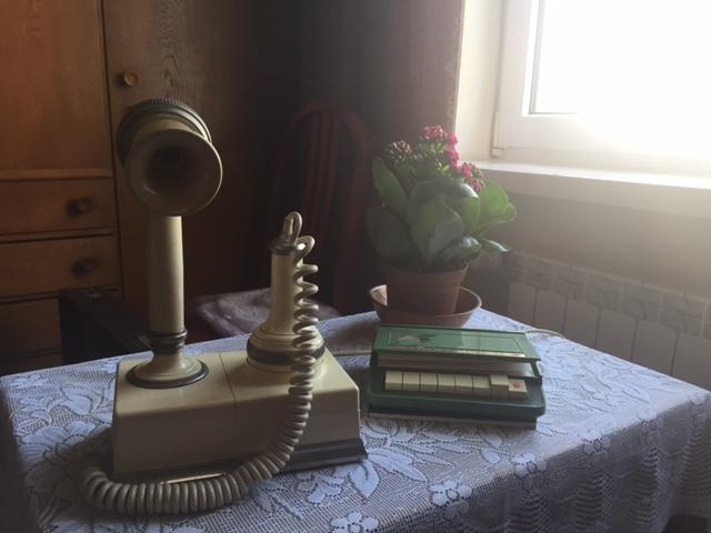 telefon rozmowy z babcia