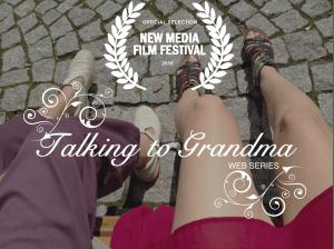 new media film festival rozmowy z babcią