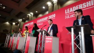 Deputy Labour leadership hustings