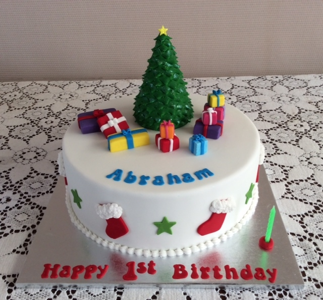 Christmas Cakes Rozzies Cakes Auckland Nz
