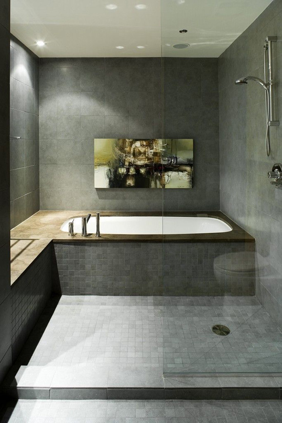 Bathroom revamp - guest post by Phil Spencer - Rated ... on Wet Room With Freestanding Tub  id=61675