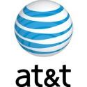 AT and T logo box