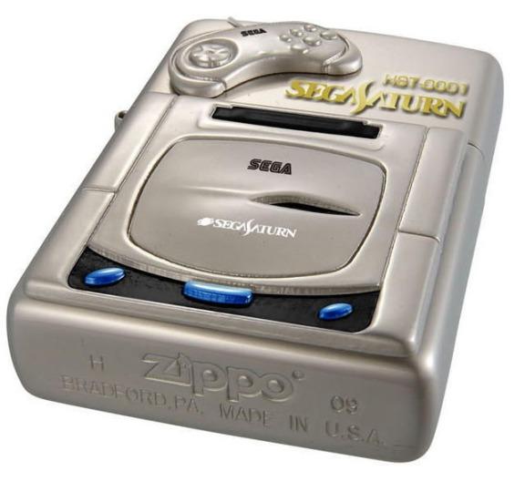 Sega Saturn Lighter
