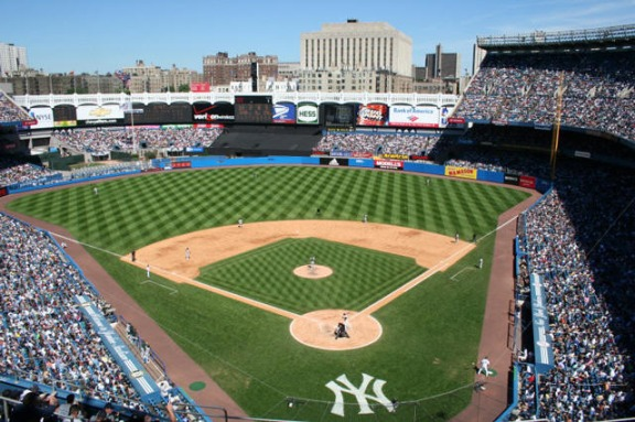 Yankee Stadium new