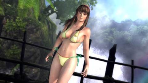 Dead or Alive 5 Swimsuit Spectacular Poll!