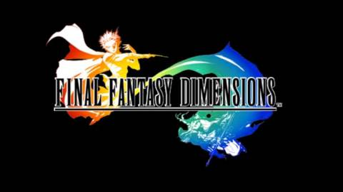 Final Fantasy Dimensions Prologue Has Me Hooked