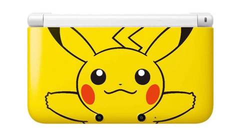 I Want a Pikachu 3DS XL/LL!!!