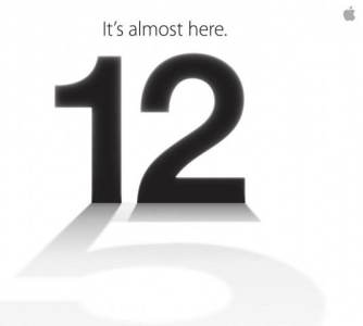 "Apple Invite Teases iPhone ""5"" on September 12"