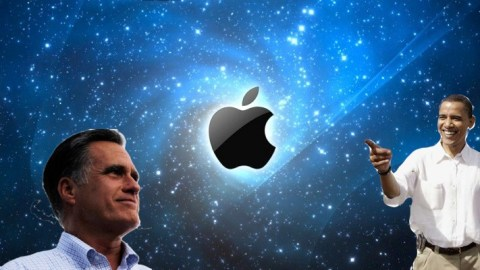 Coffee Talk #526: Obama, Romney, and Apple