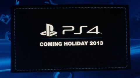 PlayStation 4 Specs