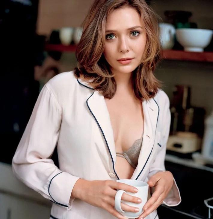 Elizabeth Olsen big