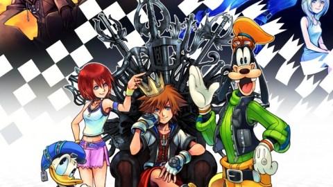 Kingdom Hearts HD 1.5 Remix Trailer