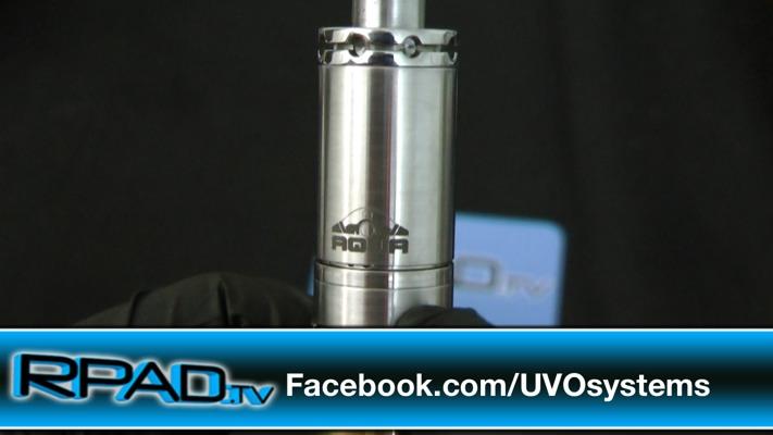 Aqua Atomizer review (Aqua by Footoon UVO System)